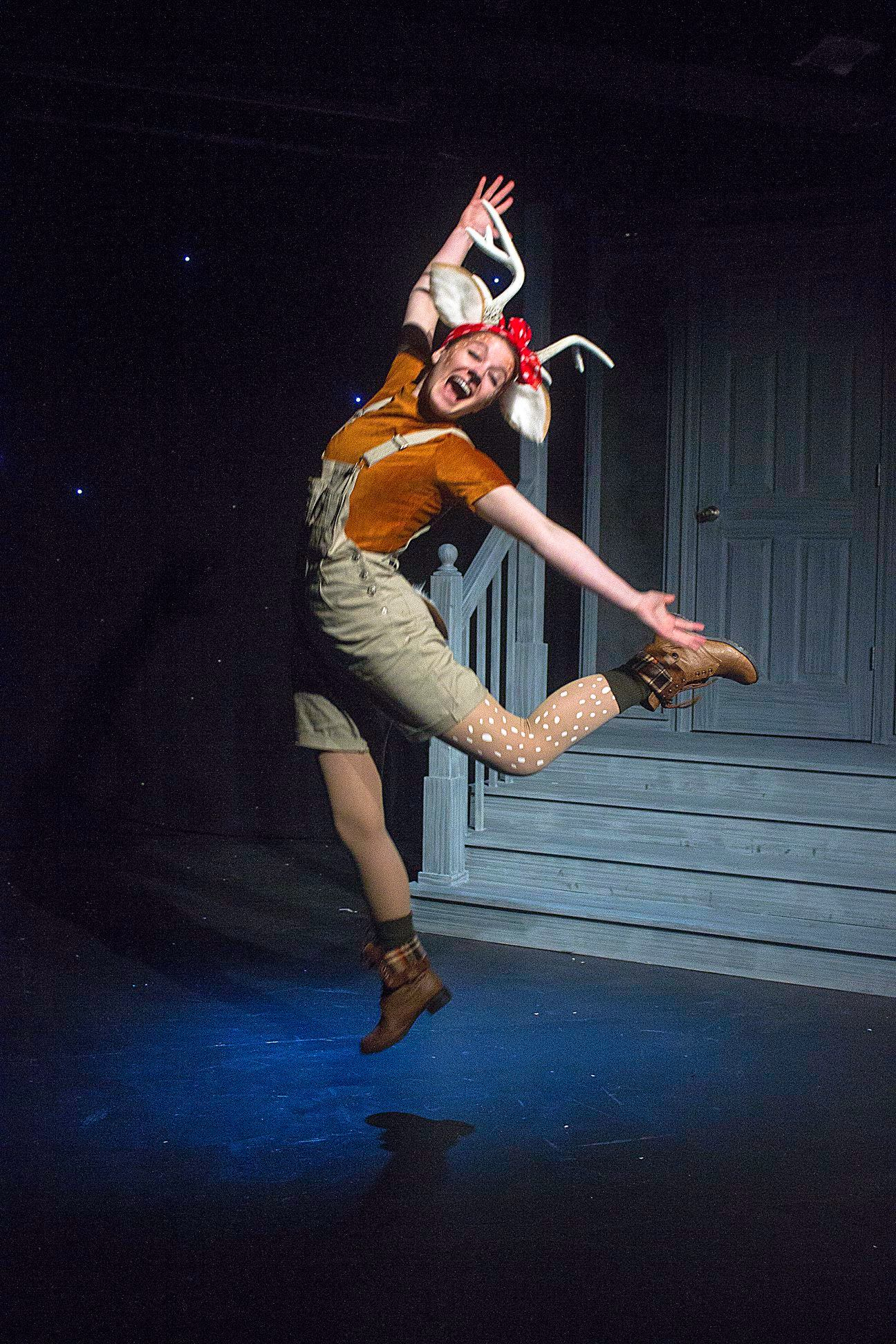 Rosie the Reindeer, Act II Playhouse