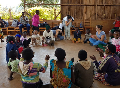 Community engagement and collective dreams in Meru