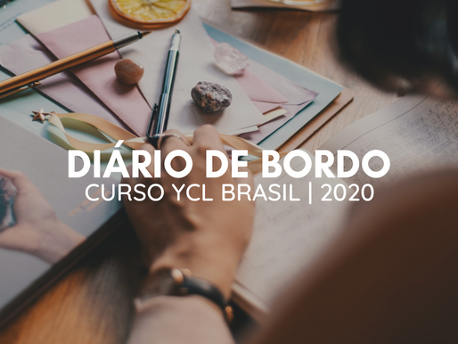 Diário de Bordo | YCL Curso Brasil 2020