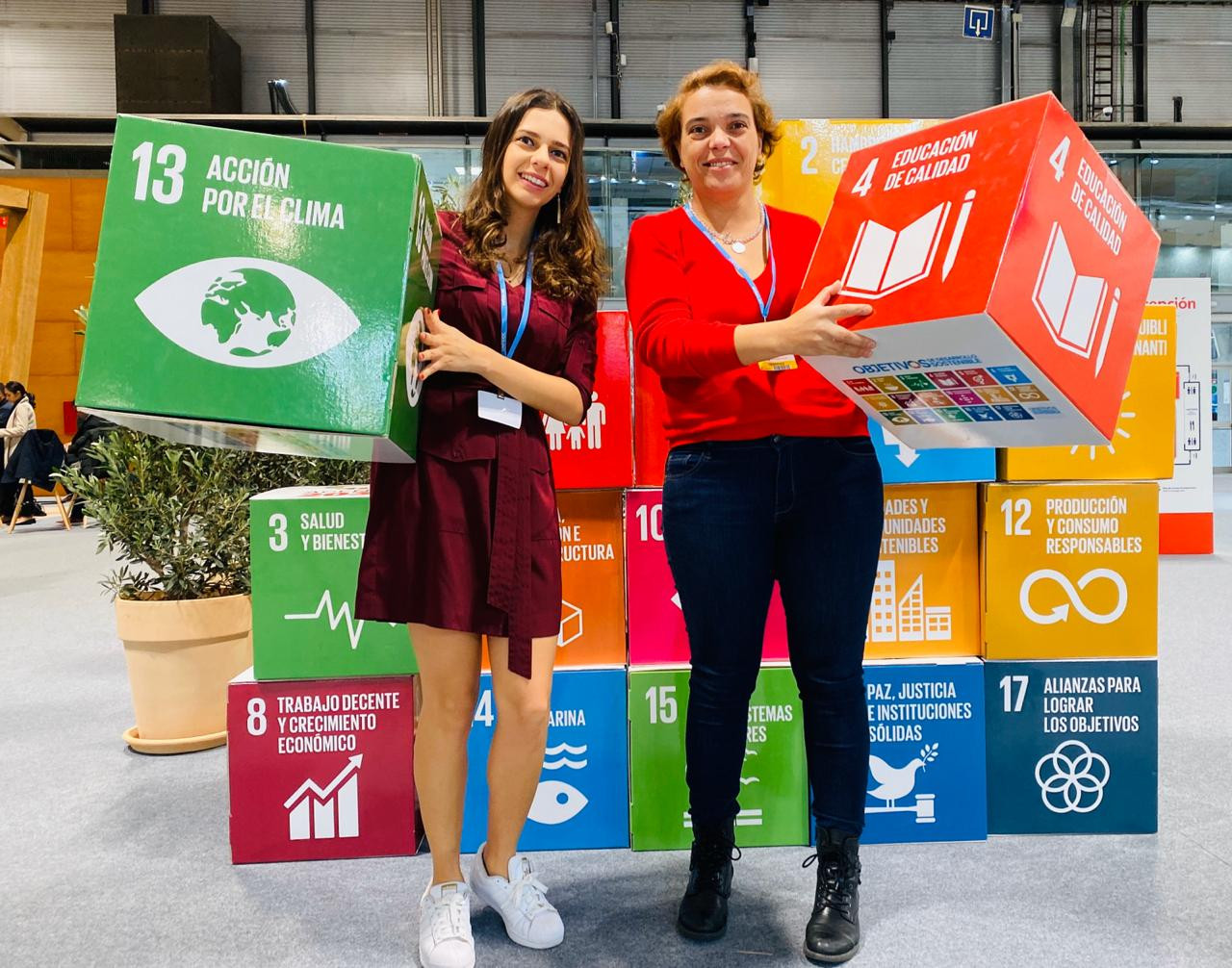 YCL Delegation | COP25, Madrid, Spain