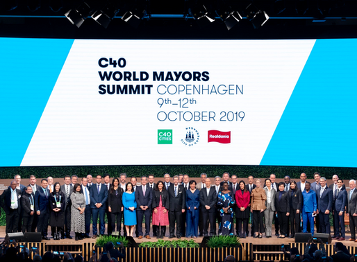 Journaling | C40 World Mayors Summit #YCLCPH2019