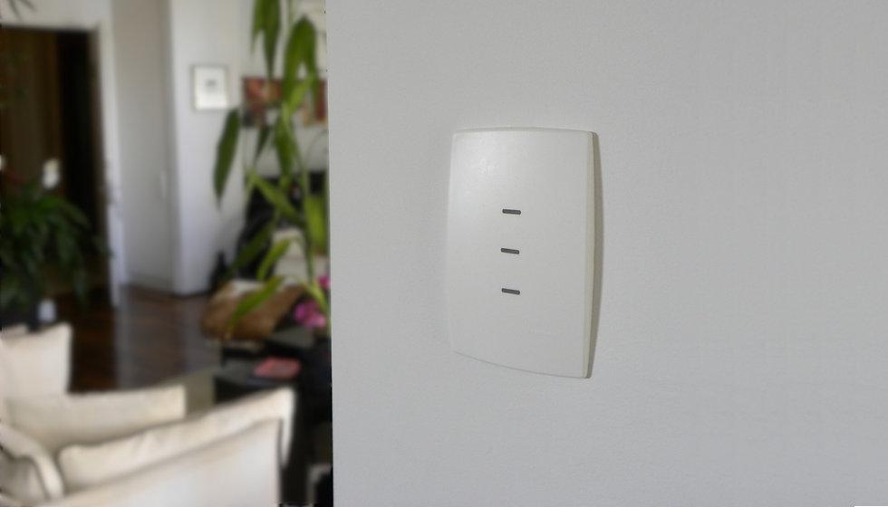 Interruptor inteligente com Wi-Fi | TRR12 | ilumine.se