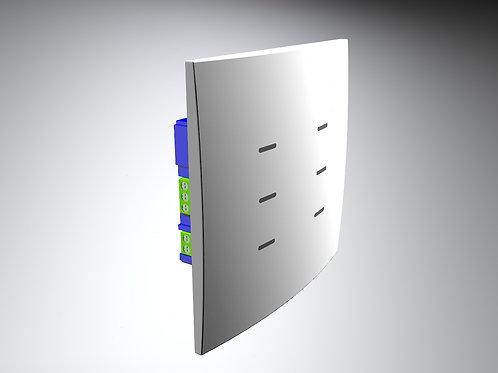 TRR12 - Interruptor Inteligente de 6 botões com Wi-Fi