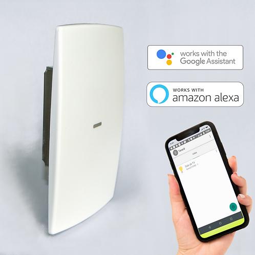 Interruptor Inteligente de 1 botão com Wi-Fi