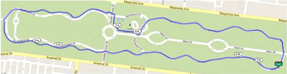 Tower Grove Park Course.JPG
