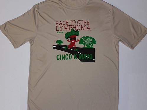 2014 Cinco K Mayo Tech T-Shirt