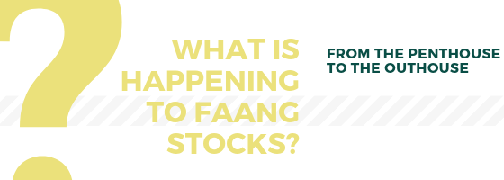 What is happening to FAANG stocks?
