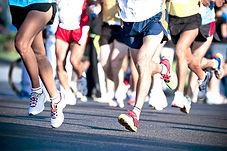 マラソンの参加者
