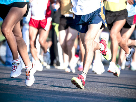 Marathon Training - The Fear of the Taper