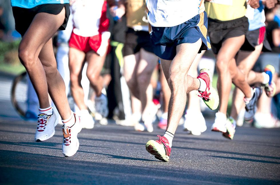 Uczestnicy Marathon