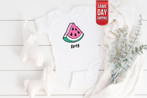 PERSONALISED Watermelon Name