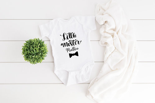 PERSONALISED bodysuit baby gift, baby shower, happy baby onesie quote, personali