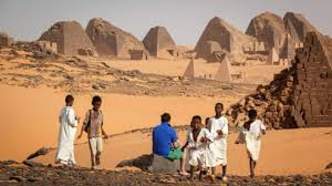More Tourists in Sudan