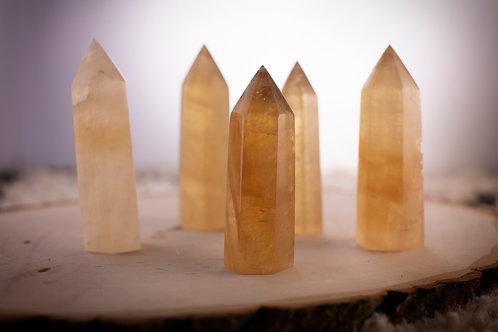 Honeycomb Calcite Point