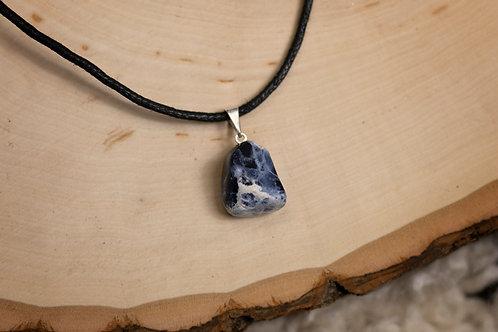 Tumbled Sodalite Necklace