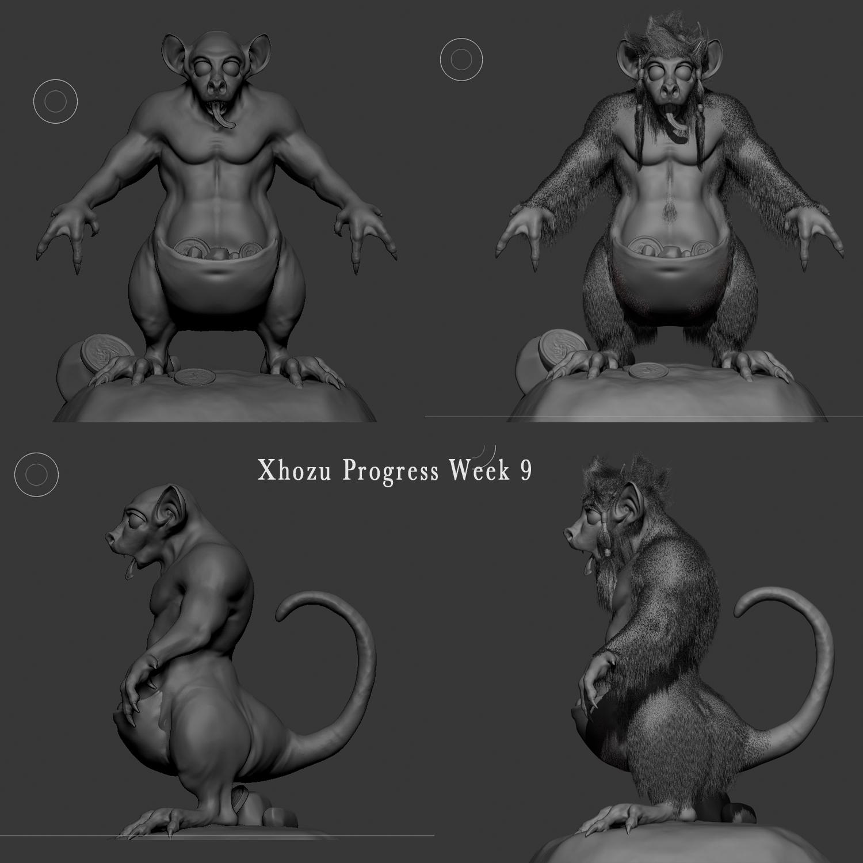xhozu_week9_progress