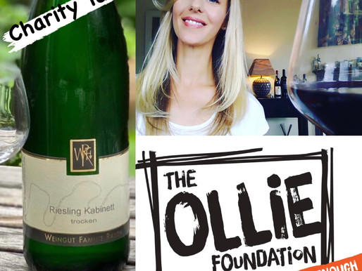 Wine & Cheese Tasting In Aid of The Ollie Foundation