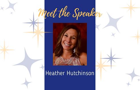 Meet the Speaker (Webpage) - Hutchinson.