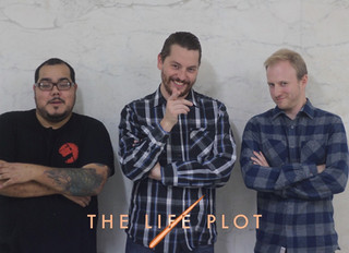 FROG BOYZ on The Life Plot Podcast w/ Mario Benitez