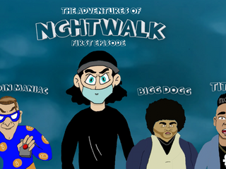 The Adventures of NGHTWALK