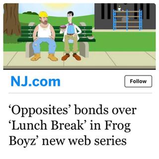 Lunch Break Featured on NJ.com