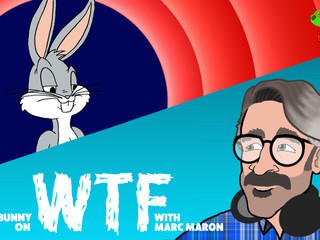 Bugs Bunny on WTF Podcast