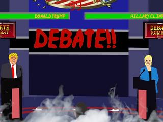 Debate Kombat