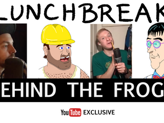 Lunch Break: Behind the Frogz