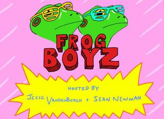 FROG BOYZ at Union Hall - Brooklyn 9.16.18