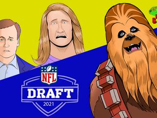 NFL Draft 2021: Wookiee Season