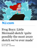 The Little Mermaid Deleted Scene on NJ.com