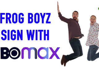 Frog Boyz Sign with HBO Max