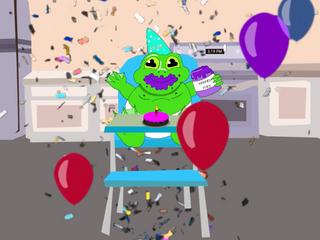 Frog Boyz Turn One Year Old!