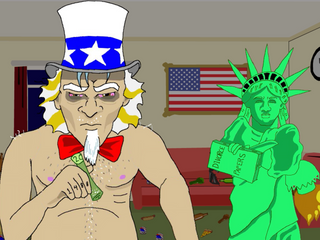 Uncle Sam's Birthday