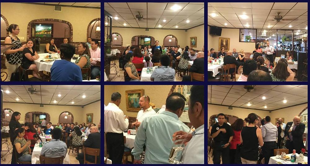 Networking Latino Negocios Mercer County