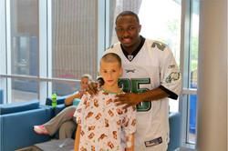 LeSean McCoy 2013 PS Hershey Hospital Visit  2.jpg