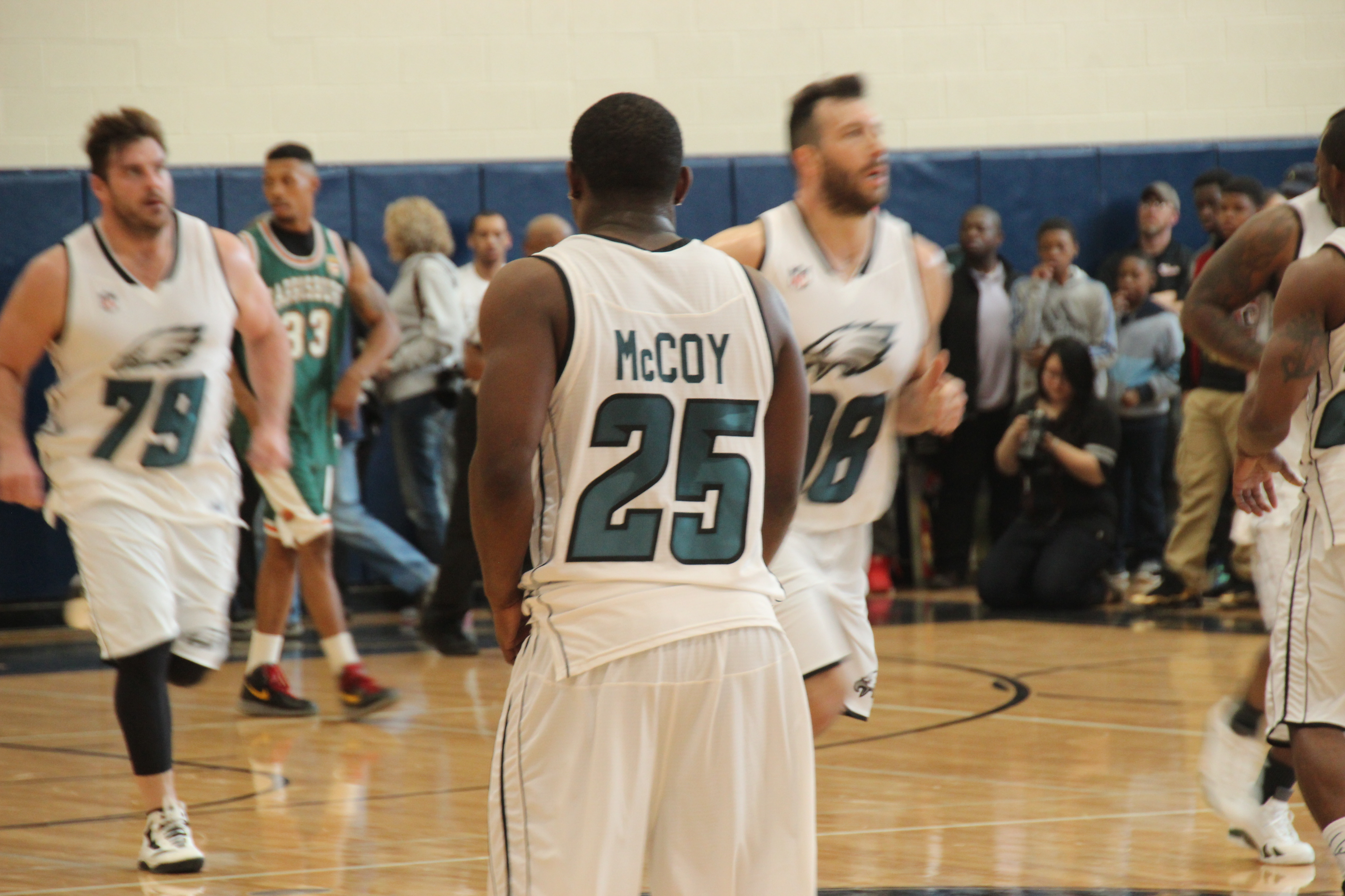 LeSean McCoy 2014 Charity Basketball Game 7.JPG