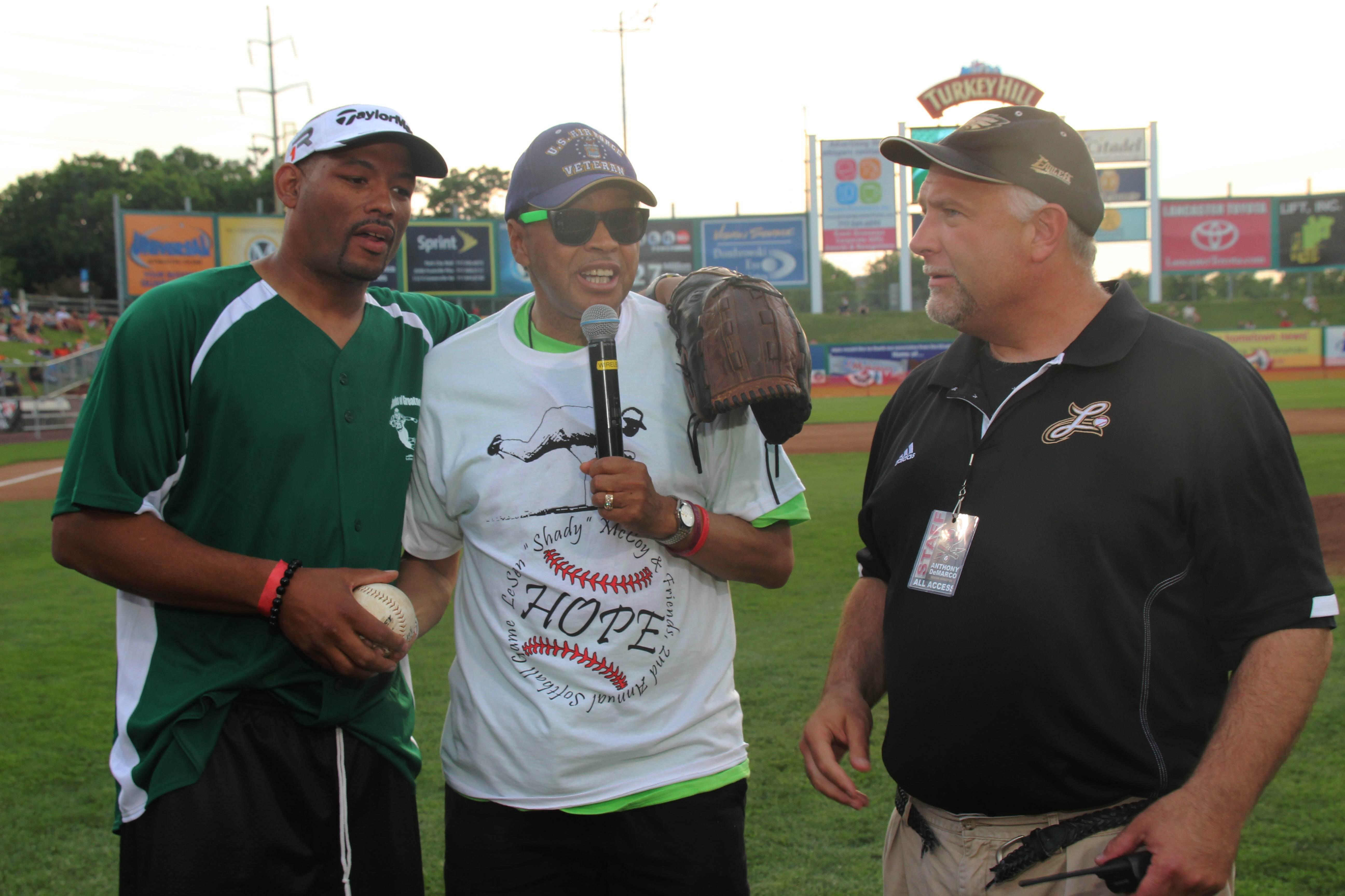 LeSean McCoy 2013 Charity Softball Game 32.jpg