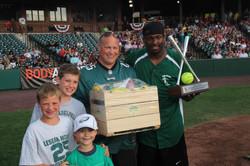 LeSean McCoy 2013 Charity Softball Game 24.jpg