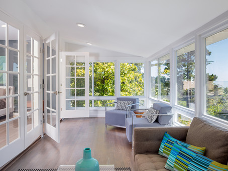 Brightening Your Life:  How Much Does It Cost to Add a Sunroom