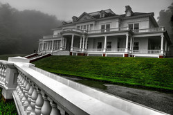 Moses H. Cone Manor by Carol R Montoya Fine Art Photography