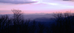 For Purple Mountains Majesty by Carol R Montoya Fine Art Photography