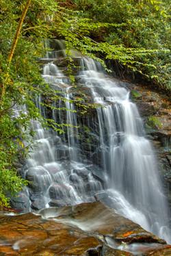 Soco Falls by Carol R Montoya Fine Art Photography