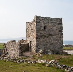 Carrickabraghy Castle NE 2014 09 12 (And