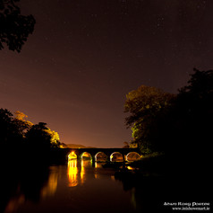 O'Doherty's Keep Bridge over Crana River