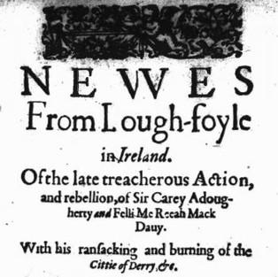 Thumb - Rebellion Nevves from Lough-foyl