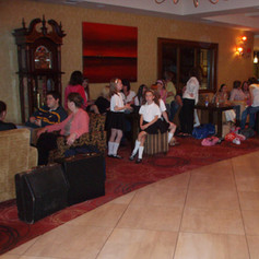Reunion - An Grianan Hotel (2)