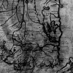 Map - 1608 Ireland by John Norden (Plate