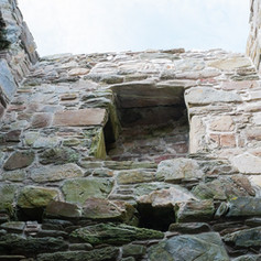 Carrickabraghy Castle First Floor West W