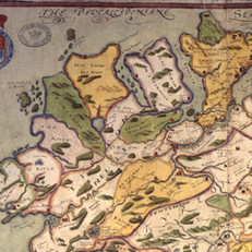 Map - 1602 A Generalle Description of Ulst